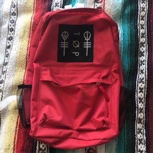 Handbags - Twenty One Pilots Stressed Out Backpack
